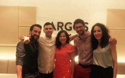 Álvaro Salazar cocina con nuestro AOVE Picual y Picual-Arbequina