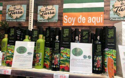 Promoción productos Gourmet Jaén